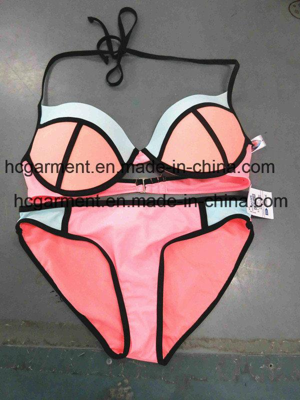 Beach Wear Suit Sexy Swimming Wear Bikini for Women/Lady