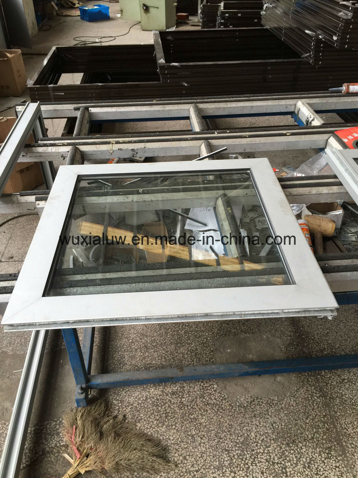 Slide Aluminium Window