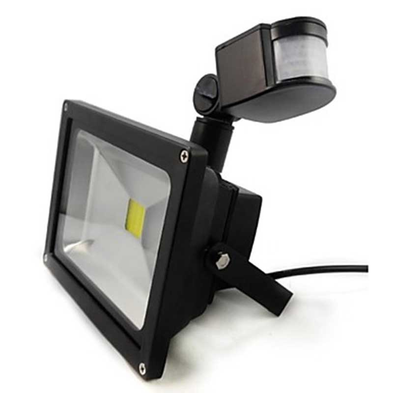 10W 20W 30W 50W Motion Sensor PIR LED Security Flood Lights