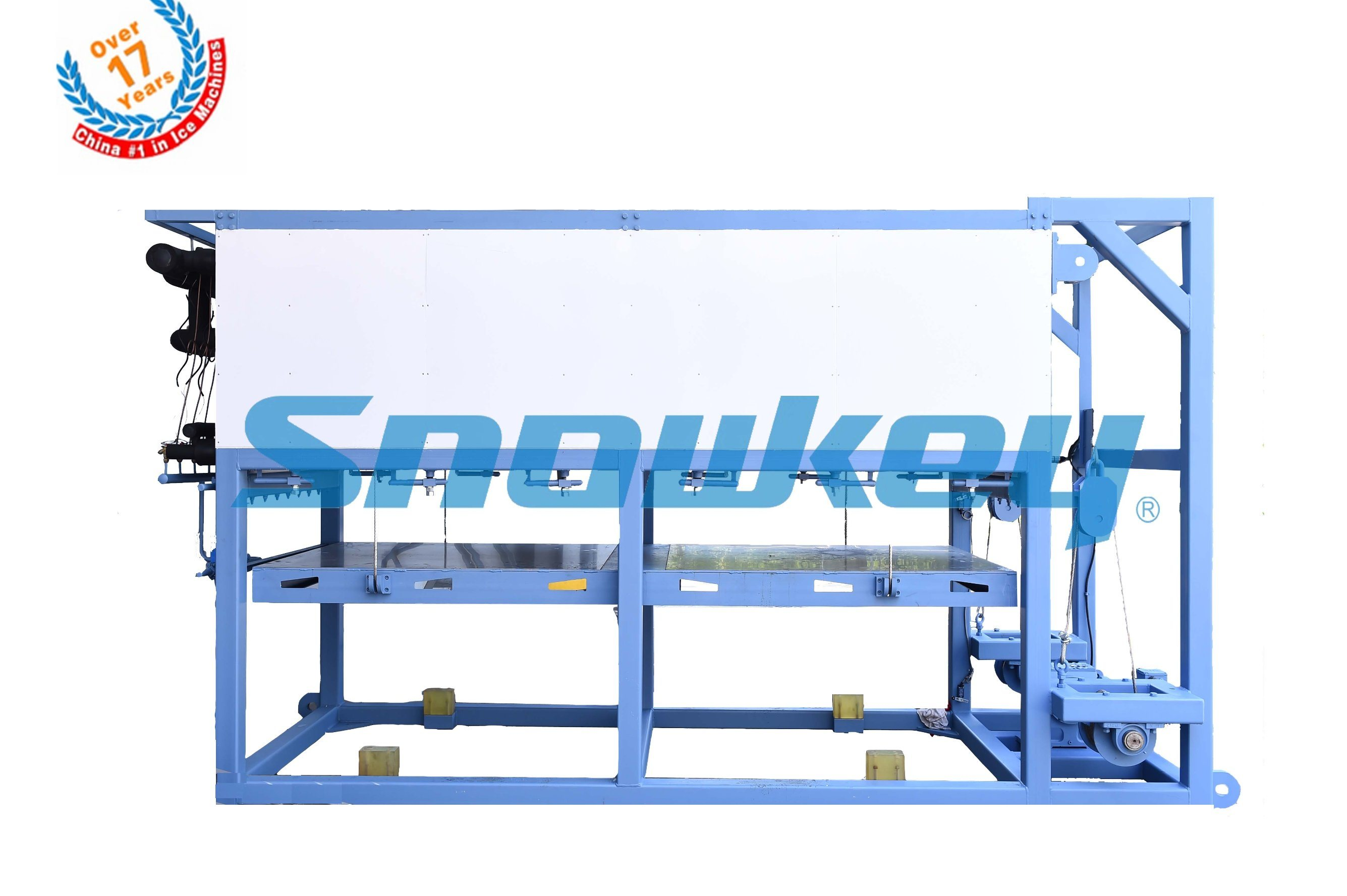 2017 Hot Sale Ice Block Making Machines