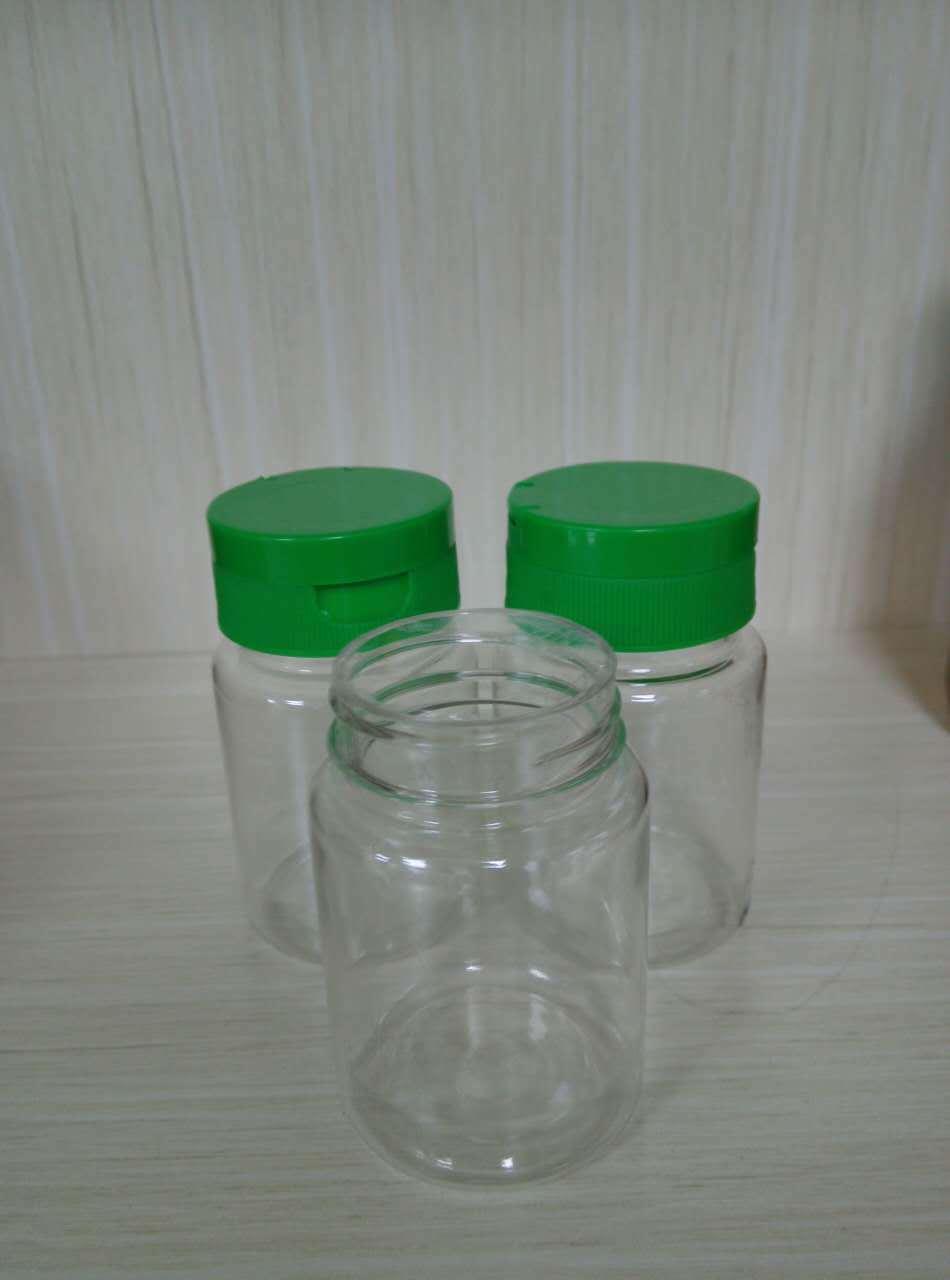 Pet 70ml Plastic Bottle for Health Medicine