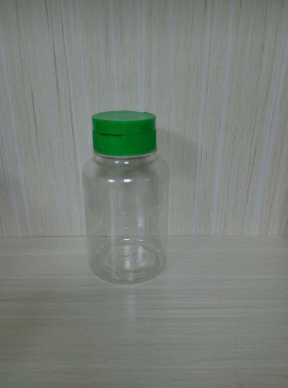 Pet 70ml Plastic Bottle for Health Medicine