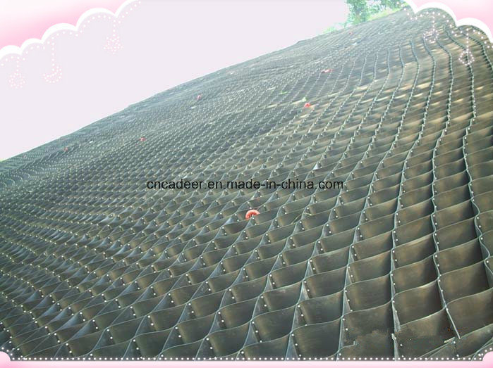 HDPE Geocell for Slope Protection
