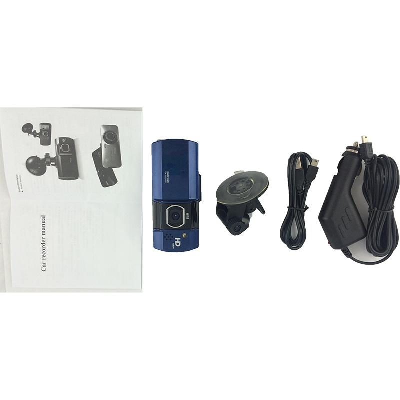 High Definition Video Camcorder Car Black Box Recorder Camera