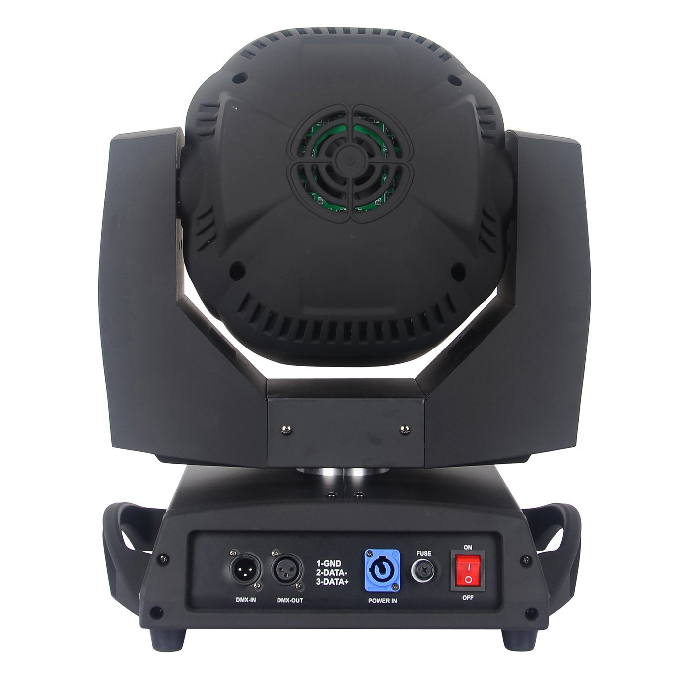 Big Eye 19X15W RGBW LED Moving Head Light with Zoom Beam Wash Effect