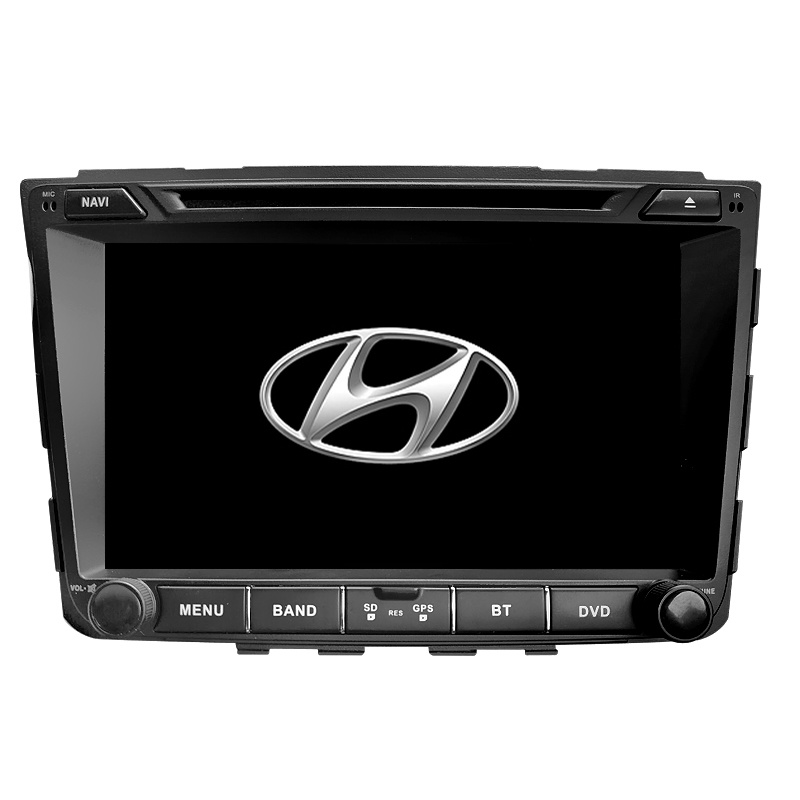 IX25 Car Navigation System 2016 with DVD WiFi Bt Radio 3G and 1080P for Hyundai
