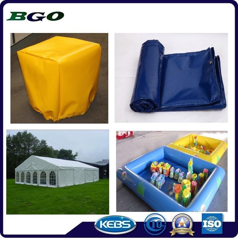 OEM Best Quality PVC Tarpaulin Product