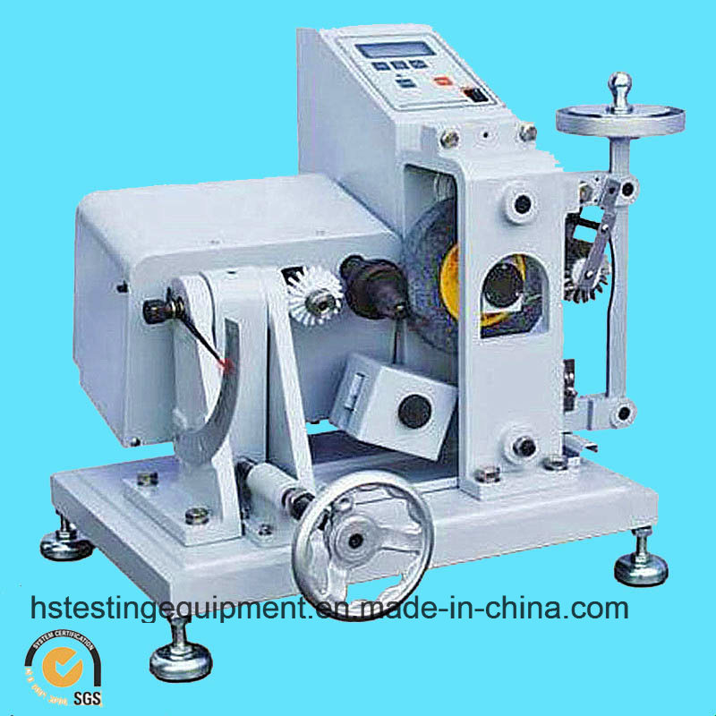 Akron Abrasion Resistance Testing Machine
