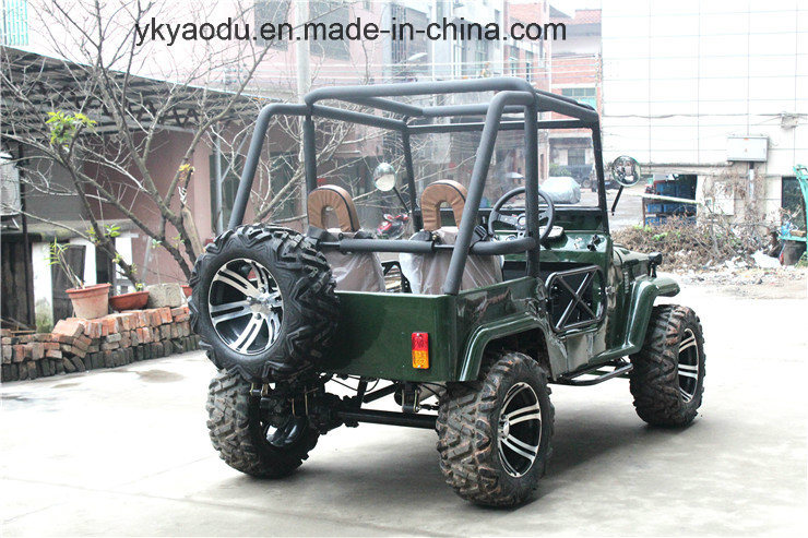 Four Color Sport ATV with 150cc/200cc/250cc/300cc