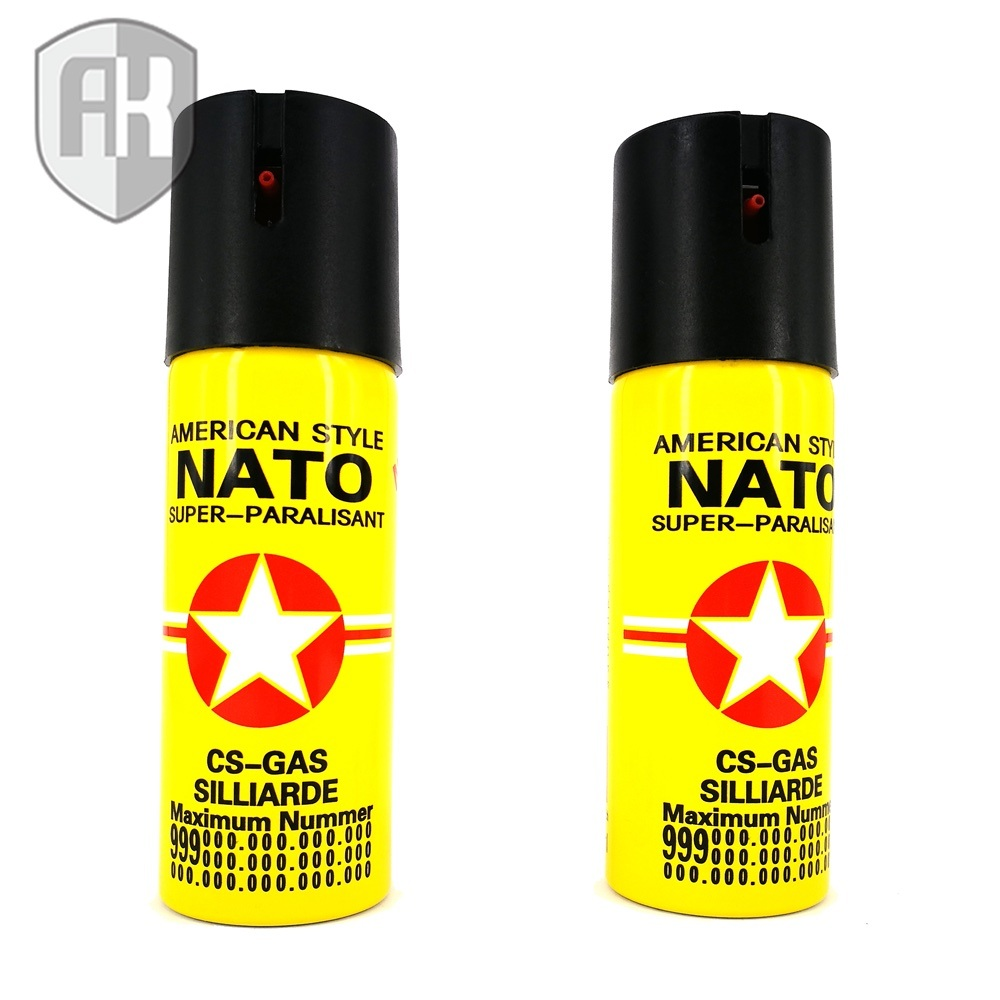 Nato Self Defense Pepper Spray Oc Spray