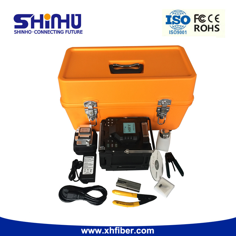 Shinho X-86h Outdoor High Quality Fiber Splicing Machine Similar to Fujikura 60s