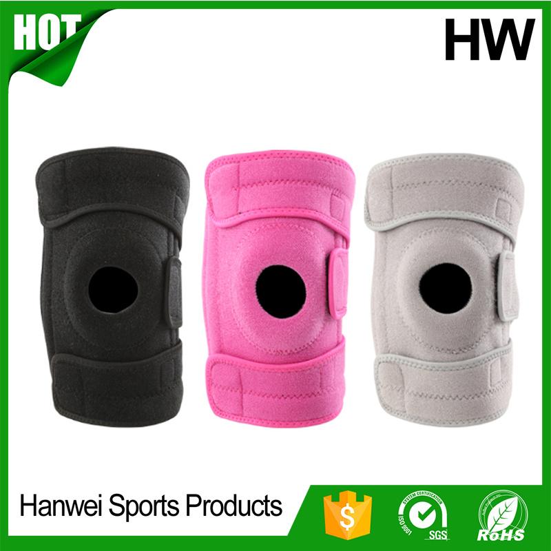 Personalized Unisex Comfortable Sports Neoprene Kneepad (HW-KS015)