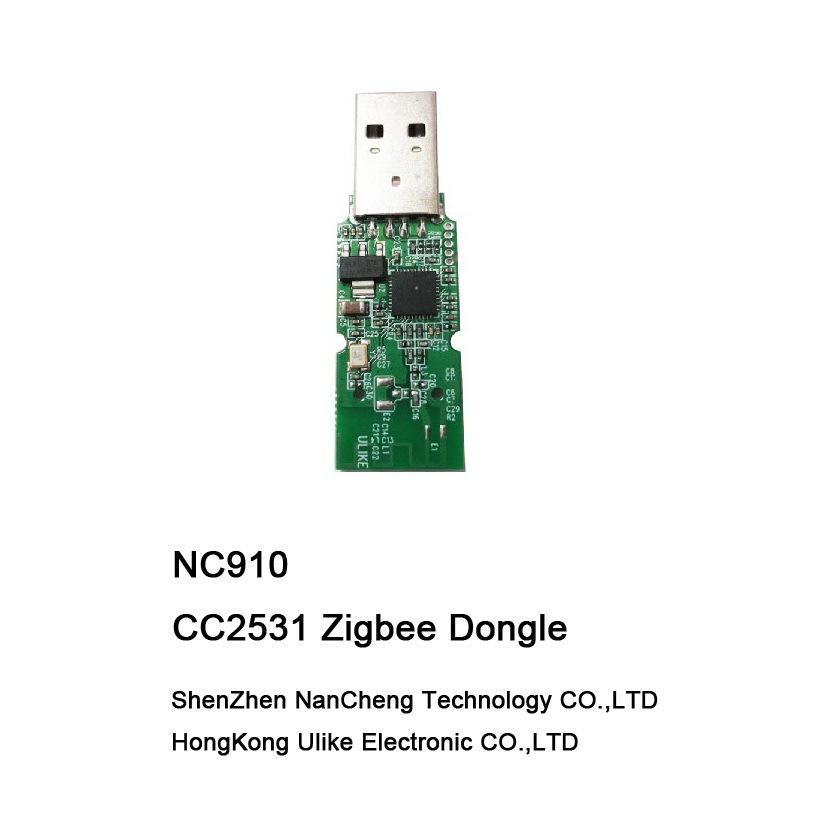 Cc2531 Zigbee USB Dongle Transceiver