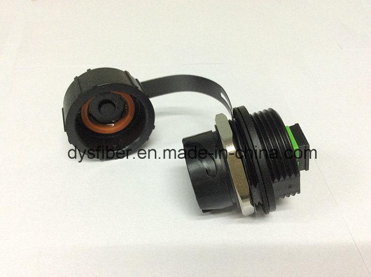 Sc Simplex Adapter Waterproof IP65 Sc (LC, MPO) Odva Adapter