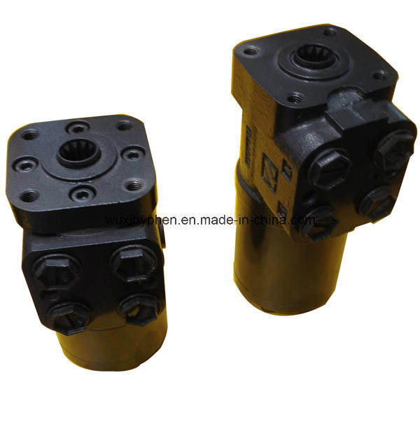 Hydraulic Power Steering Unit Open and Close