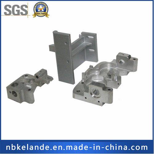 Custom Made CNC Machine Part with Casting