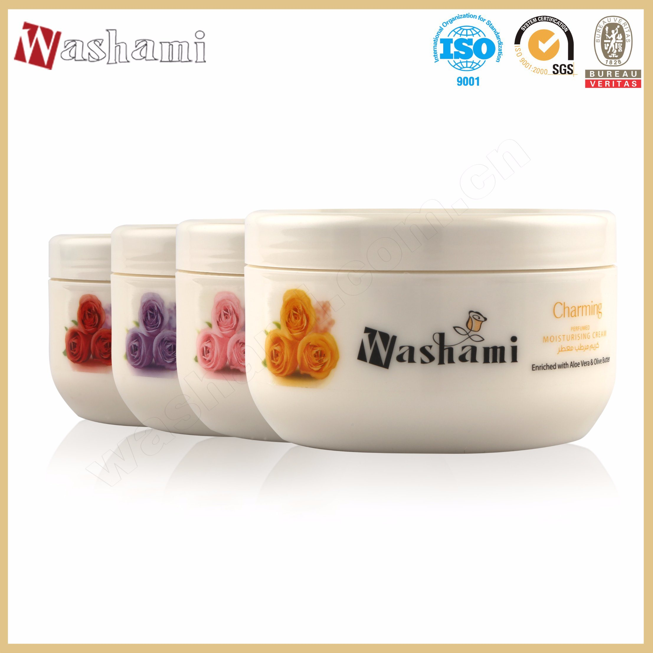 Washami Moisturizing Face Body Whitening Cream