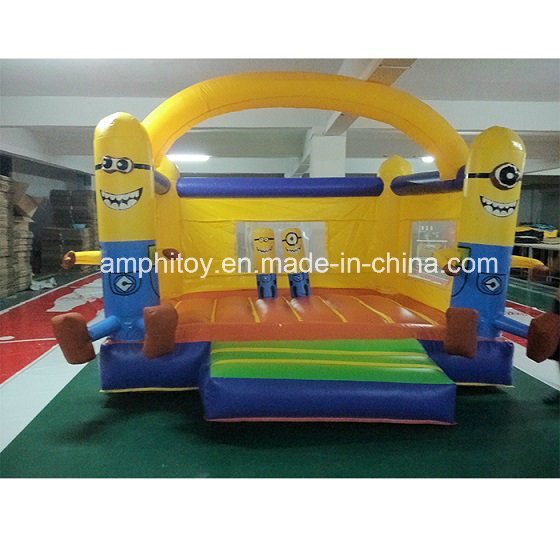 China Supply Inflatable Toy Inflatable Castle Minion Bouncer for Jumper