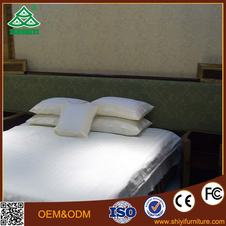 Volume Production Finest Bedroom Deluxe Standard Guest Room Hilton Hotel Furniture