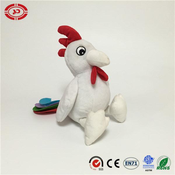 Plush Fluffy Chicken Soft Kids Gift Cute Stuffed Toy