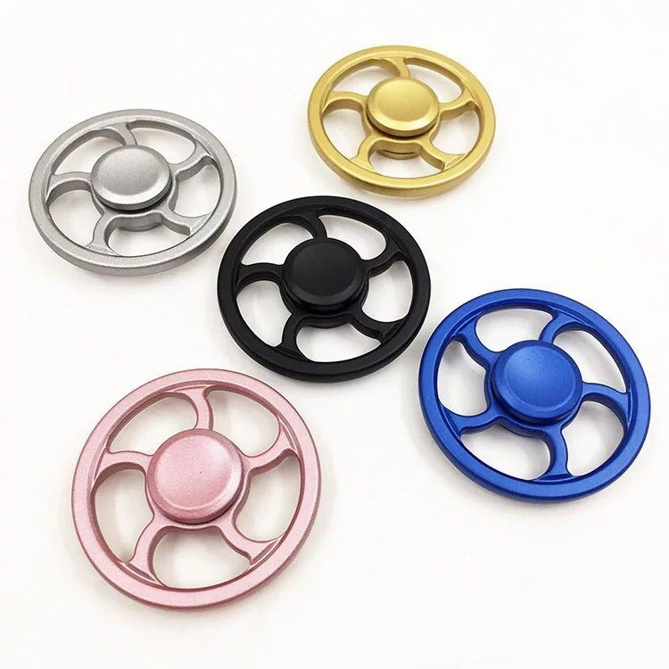 Top Quality Hand Toy Fidget Spinner Turning 8 Mins at Stock