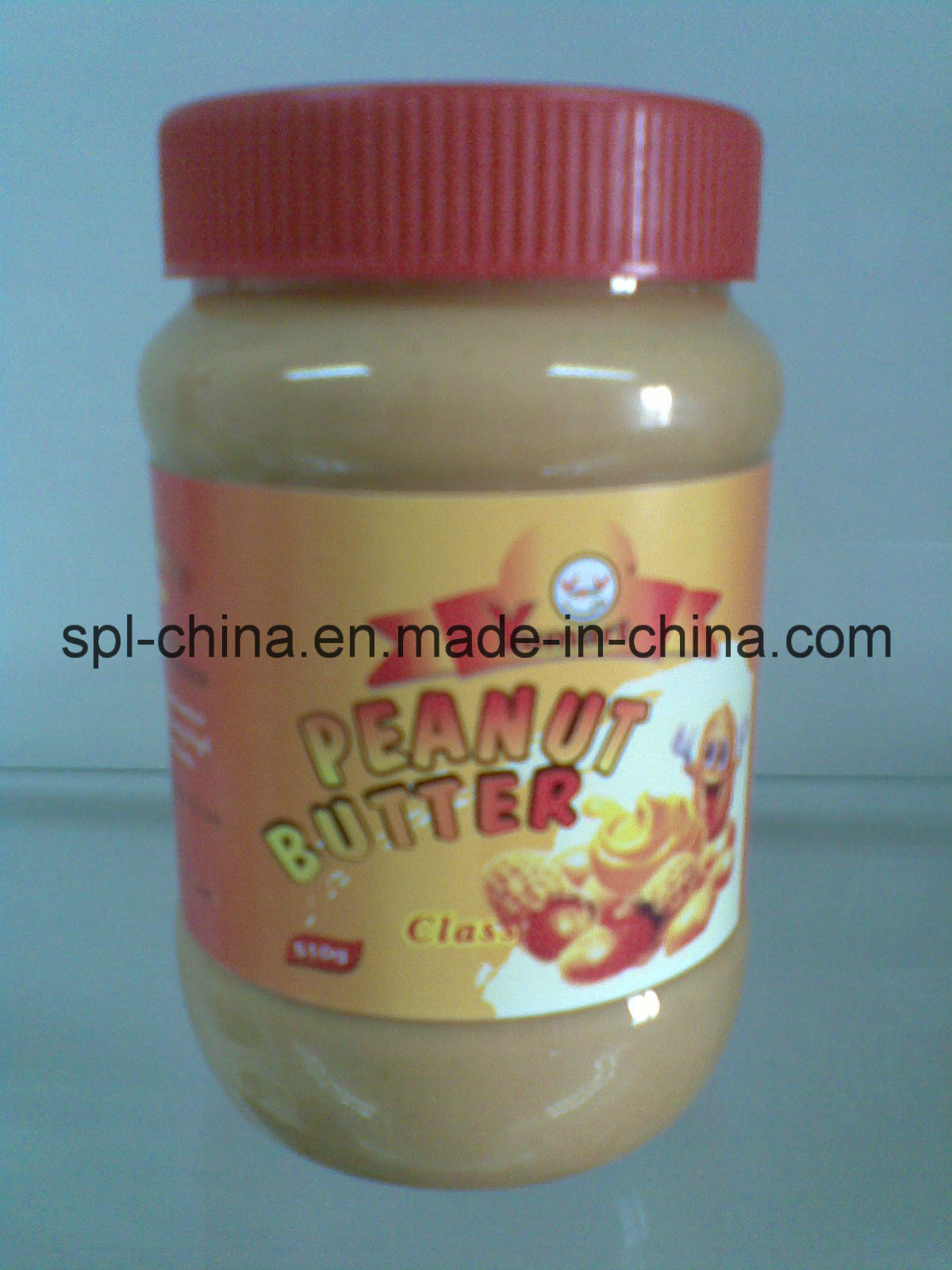Pure Peanut Butter 510g