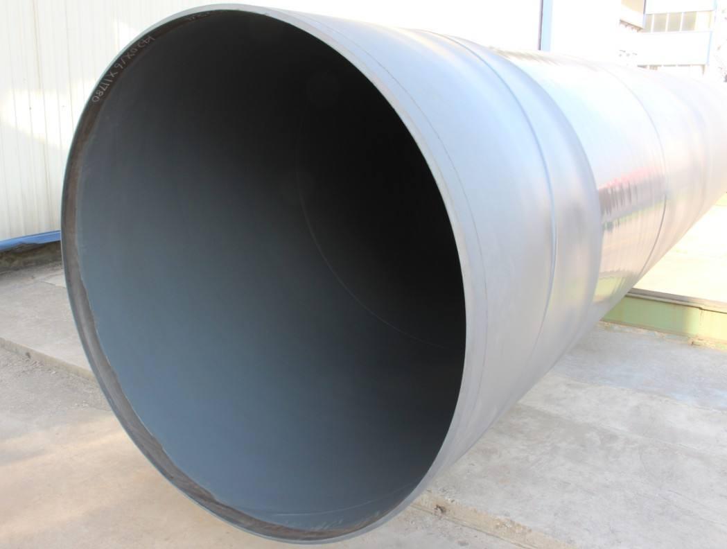 API 5L Spiral Welded Anti Corrosion Steel Pipe