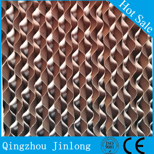 Cooling Media Evaporative Cooling Pad with Black Coating