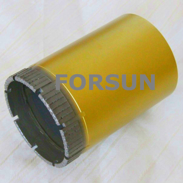 Diamond Bit Surface Set Diamond Core Drill Bit (BQ/NQ/HQ/PQ/NWG/T2/T6/TT/B SERIES)