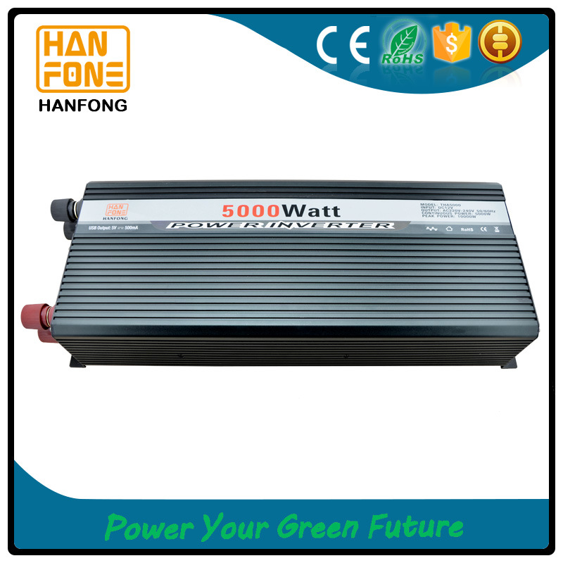 Frequency 150-5000W Solar Panel Inverter for Solar System (THA5000)