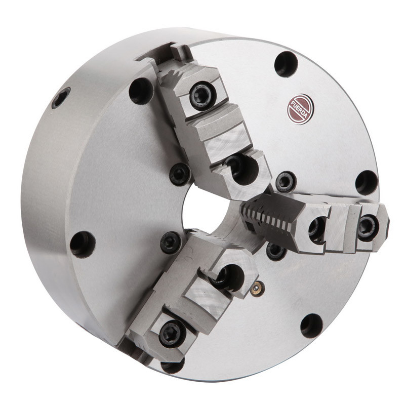 3 Jaw Self-Centering Chucks