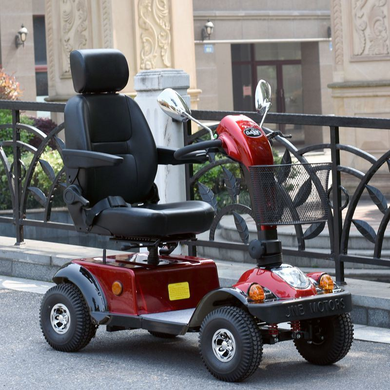 24V 800W Four Wheels Mobility Scooter with Ce En12184: 2009 Dm501