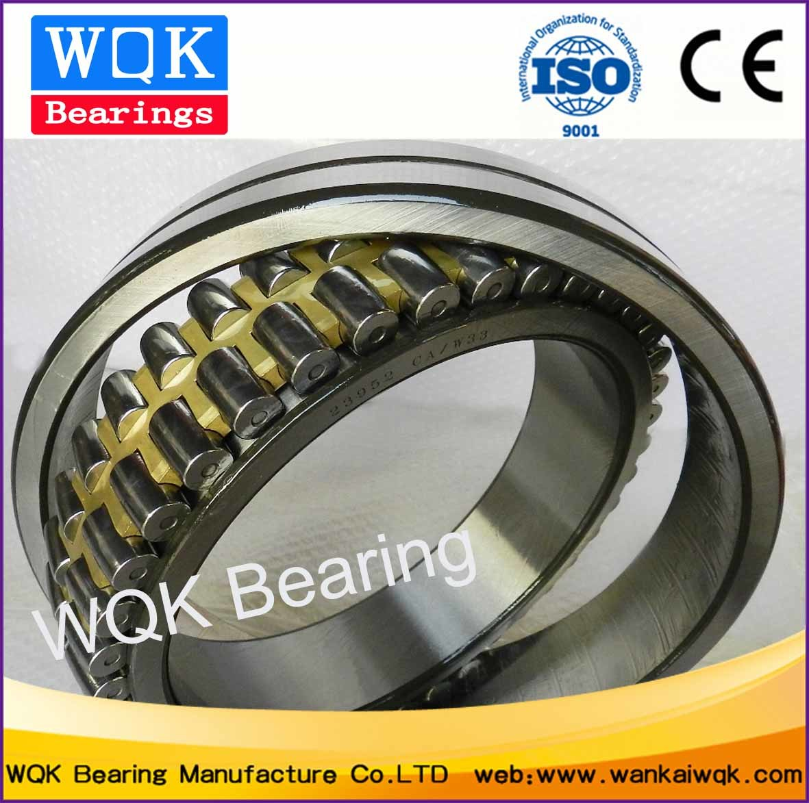 Roller Bearing 23952 Ca/W33 Brass Cage Spherical Roller Bearing Rolling Mill Bearing
