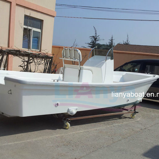 Liya 19ft Fiberglass Boat Speed Fishing Boat Panga Boat Manufacturer