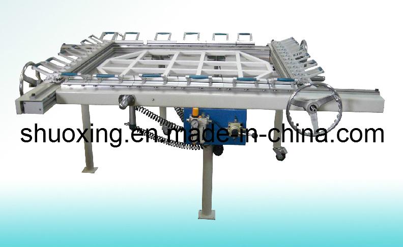 Mechanical Mesh Stretcher Machine (ST-M)