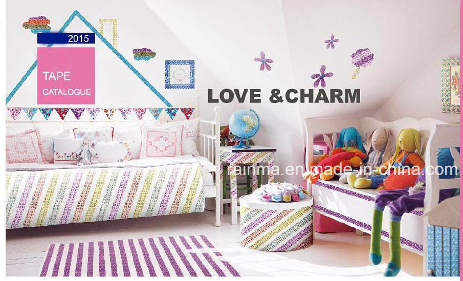 Nice Design Decoration Creative Tape for Home