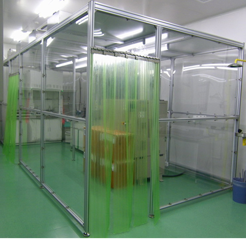 High-Cleanliness Clean Booth with Stable Performance
