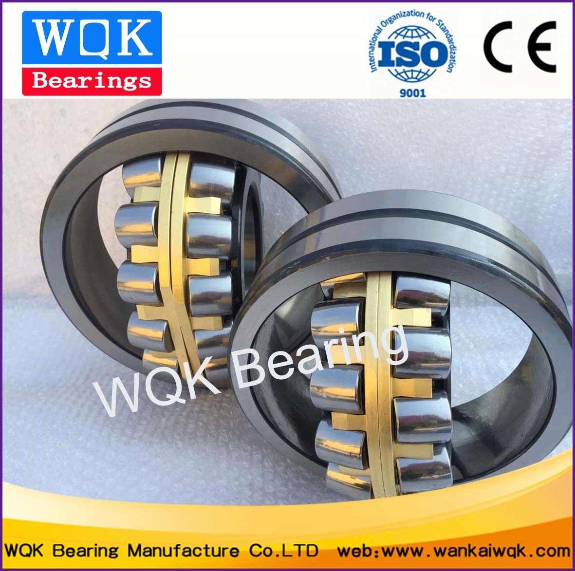 Vibration Bearing 22324mA/W33 Roller Bearing Special Using in Vibration Screen