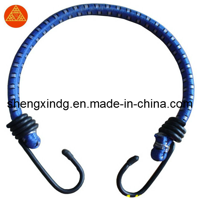Safe Safety Bending Binding Banding Rope Tie Hook for Wheel Alignment Clamp Rim Catching Bungees Cords Sx257