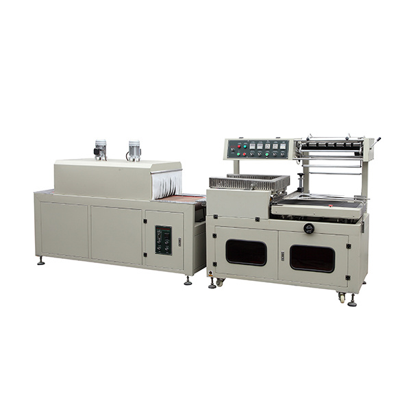 Automatic Box Packing Wrapping Shrinking Machine