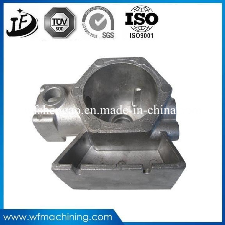 Cast Steel Precision Casting Valve Body with SGS Certified