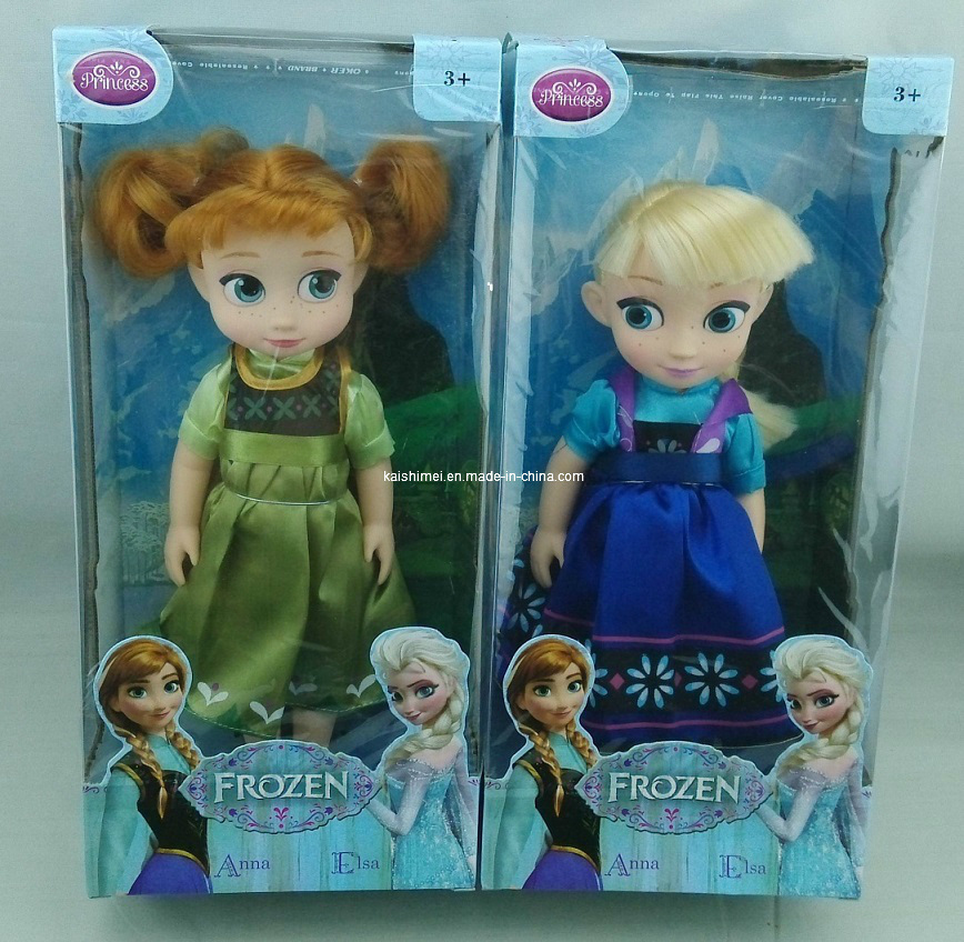 The Latest Fashion Frozen Movie Elsa Doll Girls Frozen for Sale
