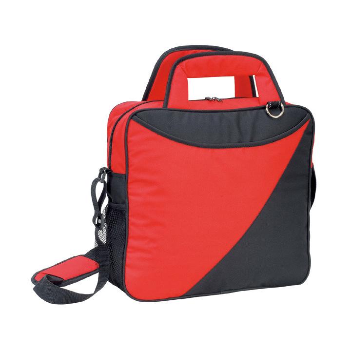 Promotion Polyester Laptop Messenger Shoulder Computer Document Notebook Bag