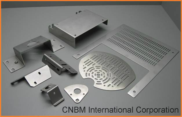 High Quality Precision Stainless Steel Customized Sheet Metal Stamping Parts
