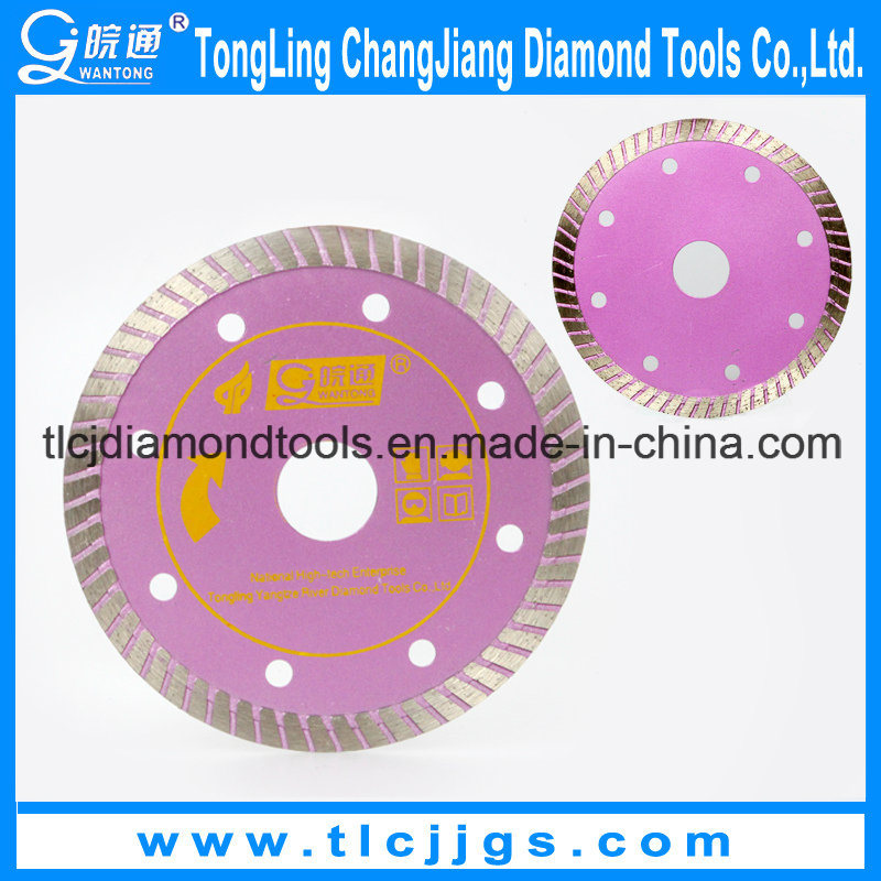 350mm Brazed Diamond Cutting Disc for Cutting Asphalt