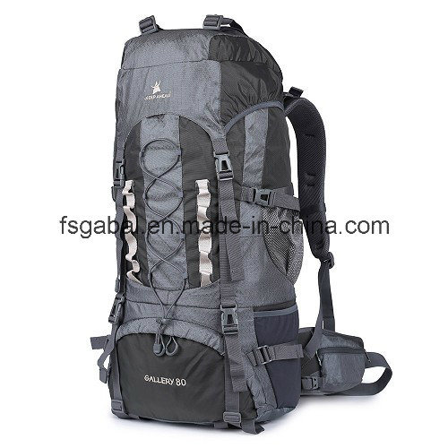 80L Professional Internal Frame Camping Hiking Sports Rucksack Backpack