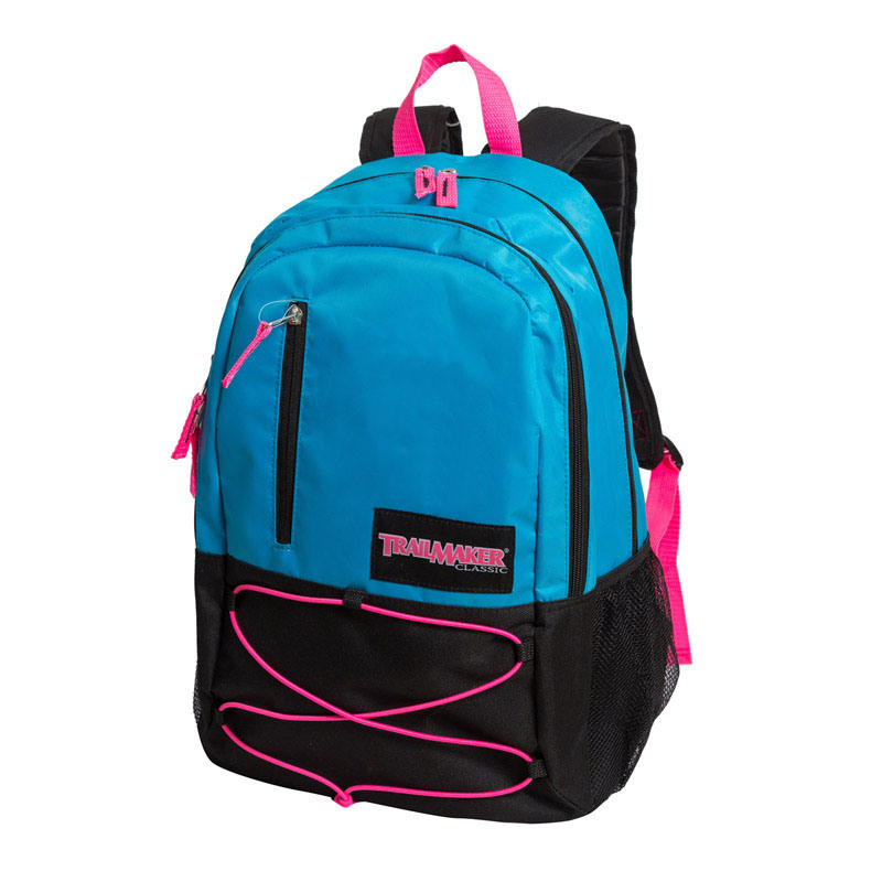 Nylon Polyester Backpack Outdoor Backpack School Bag for Men Women