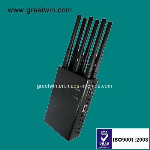 Wireless Signal Jammer/Mini Lte Jammer (GW-JN6)