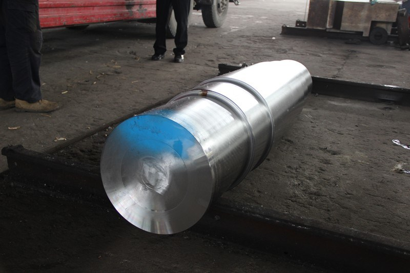 Induced Draft Fan Shaft Forged