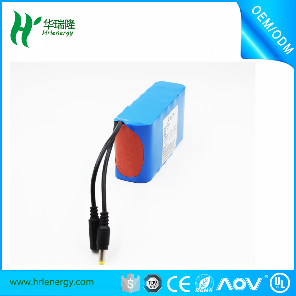 12V 18650 Battery Pack for Electric Scooter